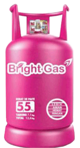 Agen Bright Gas Jogja
