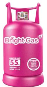 Agen Bright Gas Jogja