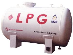 LPG Bulk Untuk Industri