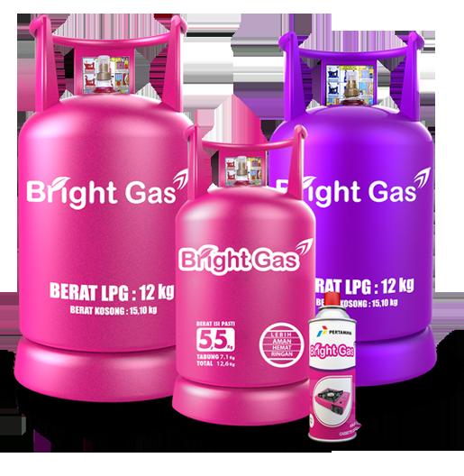 LPG Bright 5,5 kg